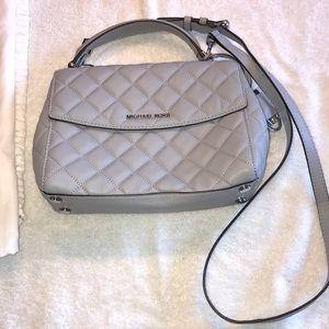 Michael Kors quilted leather purse
